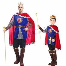 Le petit Prince déguisement dhalloween pour enfants hommes adulte roi Cosplay Costume fête danniversaire robe enfant garçon vêtements de noël