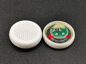 15mm speaker unit 70ohms 2pcs