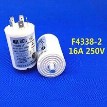 Capacitor antiparasitário do supressor do filtro da substituição F4338-2/0024000247 para as peças da máquina de lavar dos meios/haier