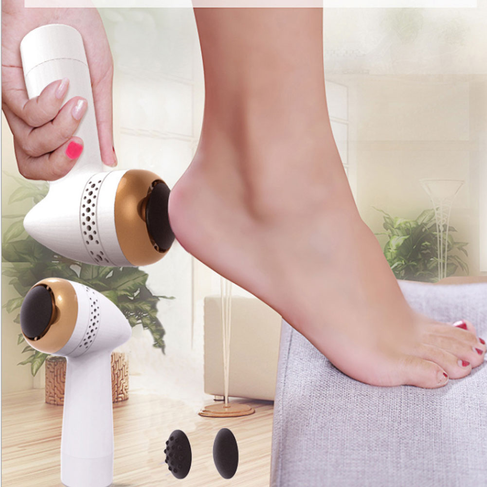 Professional Pedicure  Electric Foot File Feet Heels Dead Skin Callus Remover USB Charging Foot Care Tool Callus Remover Feet