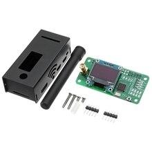 JABS Jumbospot UHF VHF UV MMDVM Hotspot pour P25 DMR YSF DSTAR NXDN framboise Pi zéro W 3B 3B