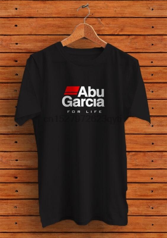 Abu Garcia Logo Pro pesca camiseta tamaño S, M, L, XL, 2XL...