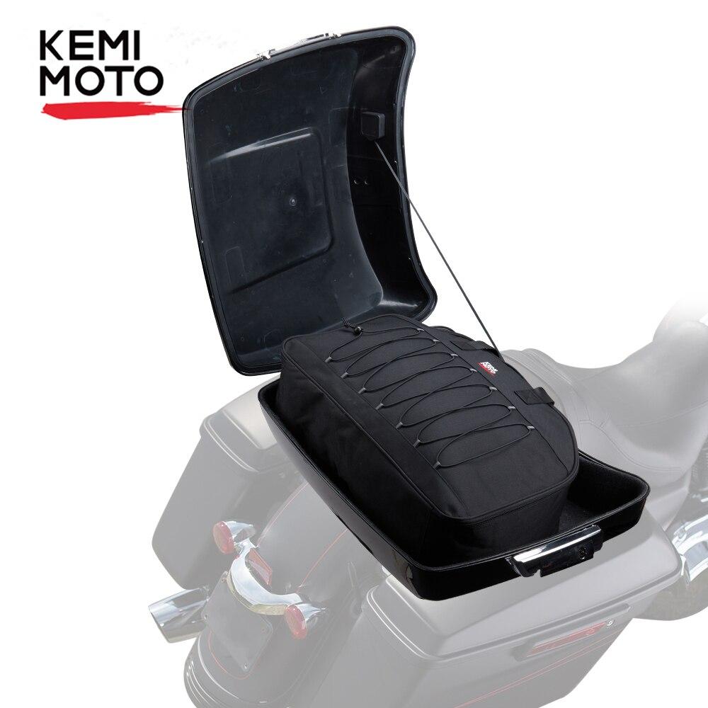 Сумки сиденья для мотоцикла багажная подкладка туристическая Road King Electra Street Glide
