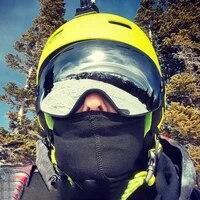 double layer anti fog ski goggles adult skiing eyewear man women outdoor mountaineering ski goggles snowboard glasses polarized