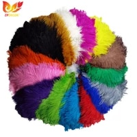hot sale 30 35cm12 14inch standard ostrich plume feathers for craft wedding party supplies carnival dancer decoration