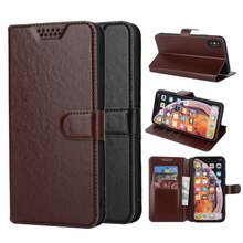 Premium Leather Case for iPhone 4 4S 5 5S 5C SE 2020 SE2 Magnetic Flip Book Wallet Cover On iPod Tou
