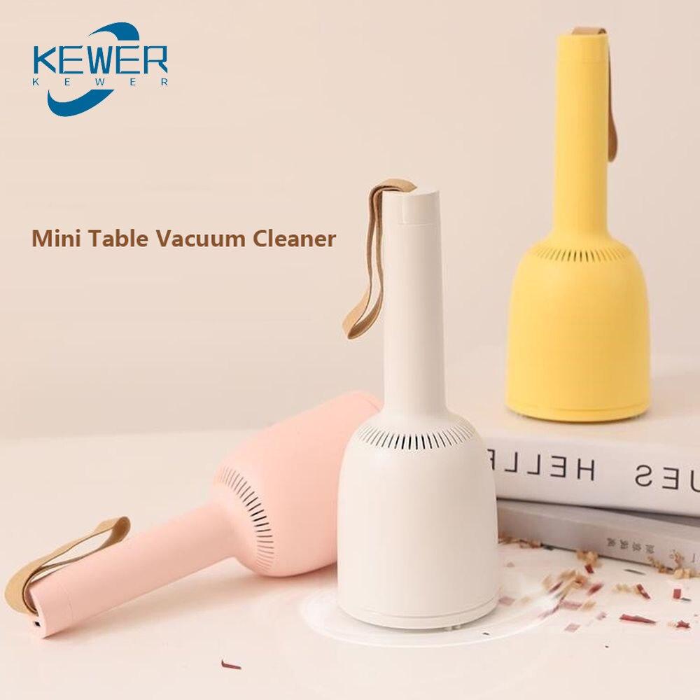 Мини Портативный Настольный пылесос для чистки клавиатуры, ручной мини-пылесос для студентов, беспроводное устройство USB
