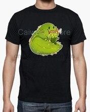 Mans esportes moda verão T-shirt CHIBI DEVILJHO MONSTER HUNTER Mens Cool-Manga Curta T-Shirt
