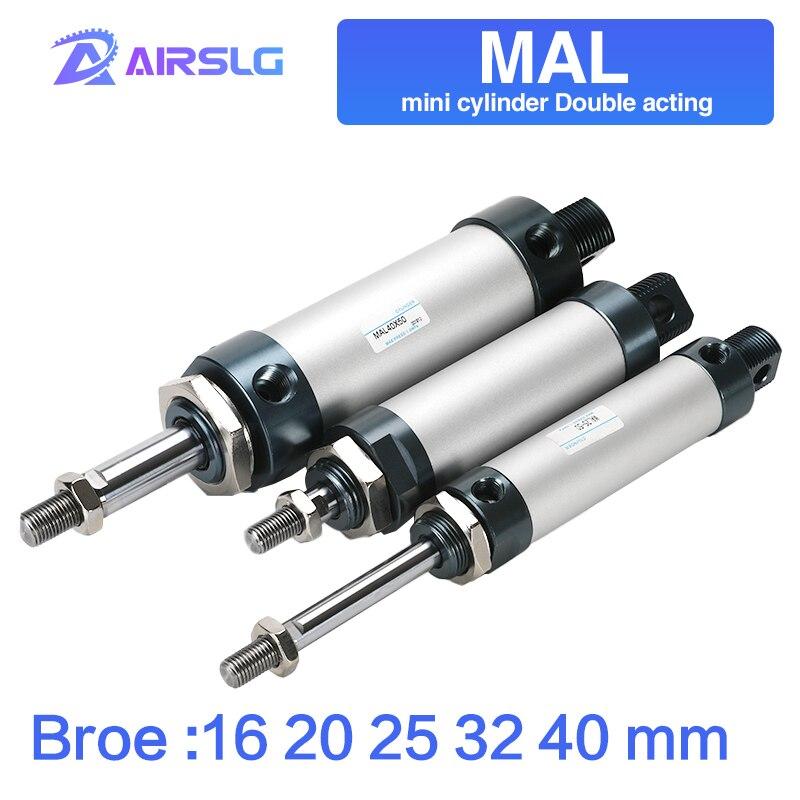 MAL MAL16 MAL20 MAL25 MAL32 MAL40 Aluminum barrel mini cylinder Double acting -25S-50S*75S-100S-125S-150S-175S-200S-250S-300S-CA ignition switch for honda cb100 125s cl70 90 100 100s 125s ct90 s90 practical