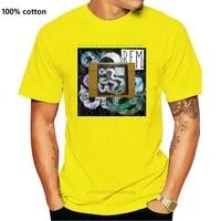 R E M Rock Calcul Couverture Dalbum Noir Blanc T-Shirt S-2Xl Numerique T-Shirt Imprime