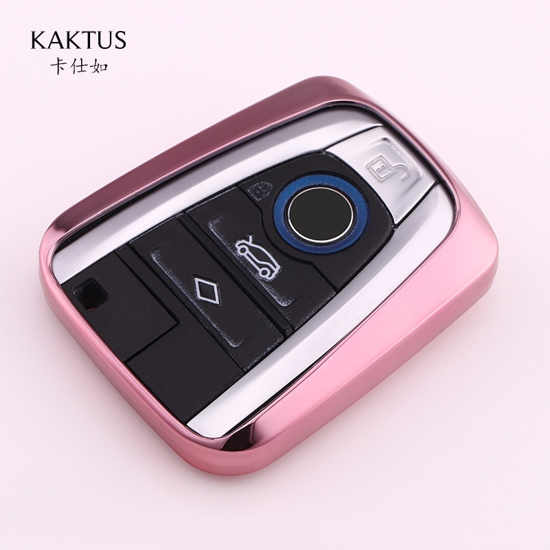 Tpu Key Case Chain Protector Is Suitable For Bmw i3/i8  - buy with discount