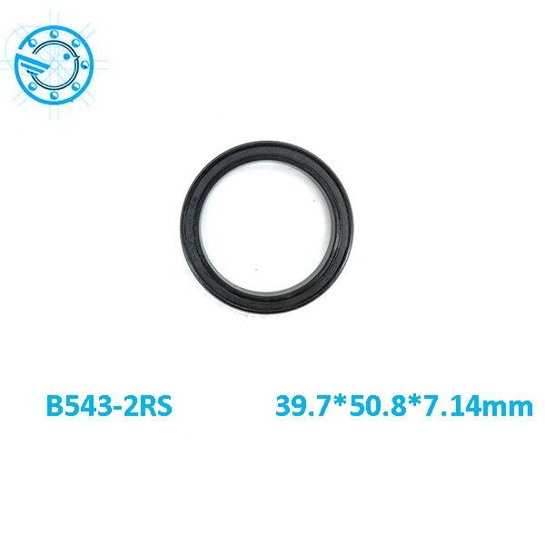 Frete grátis B543-2RS b543 397508 hd169 max headset substituição rolamento (39.7x50.8x7.14mm) reparação rolamento de bicicleta