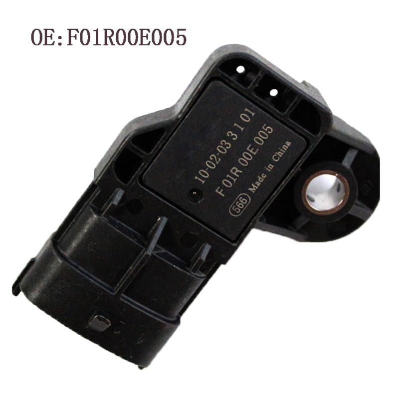 Yeni Emme Hava Basınç sensör haritası Sensörü Chery Volkswagen F01R00E005