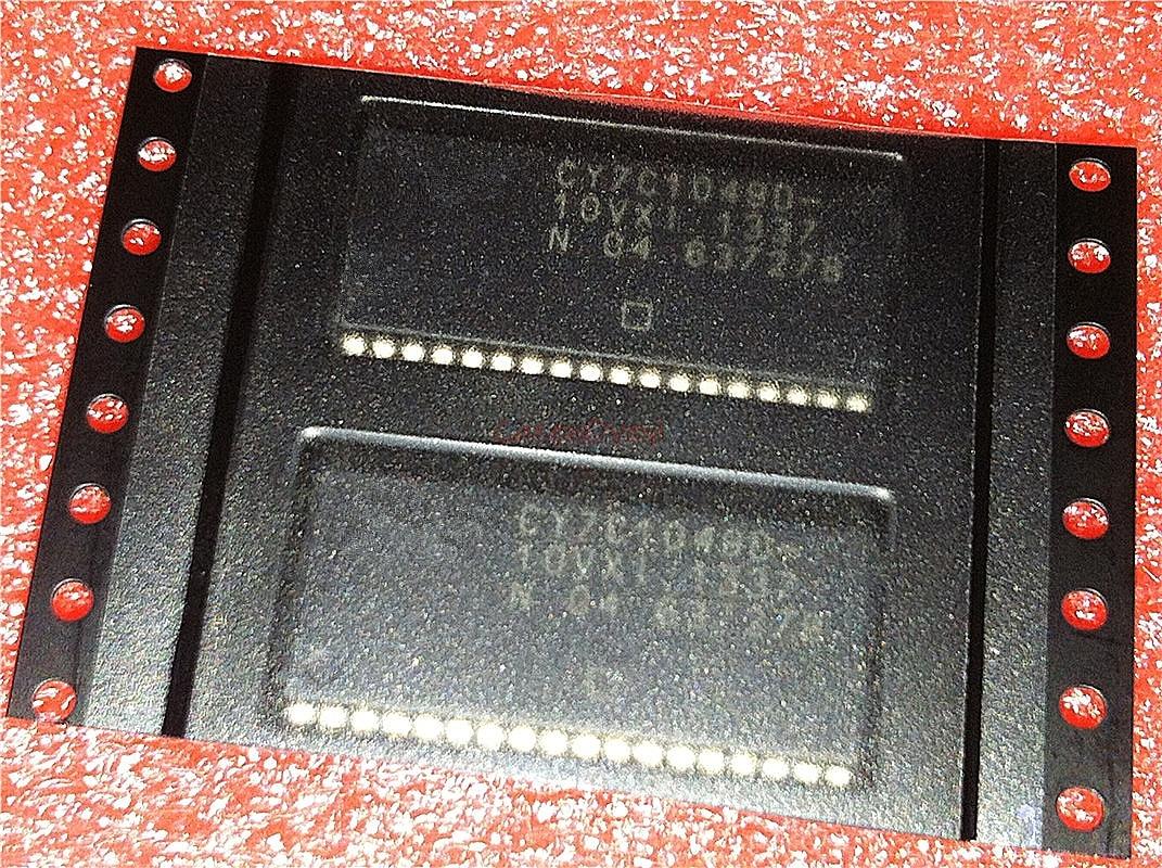 10 pçs/lote CY7C1049D-10VXI CY7C1049D SOJ-36 4 SRAM MBIT 10NS IC Melhor qualidade Em Estoque