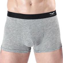 ZHUDIMAN MEN'S Underwear Medium Waist Comfortable Men Seemless Boxers Ribbed Pattern MEN'S Underwear Manufacturers Wholesale
