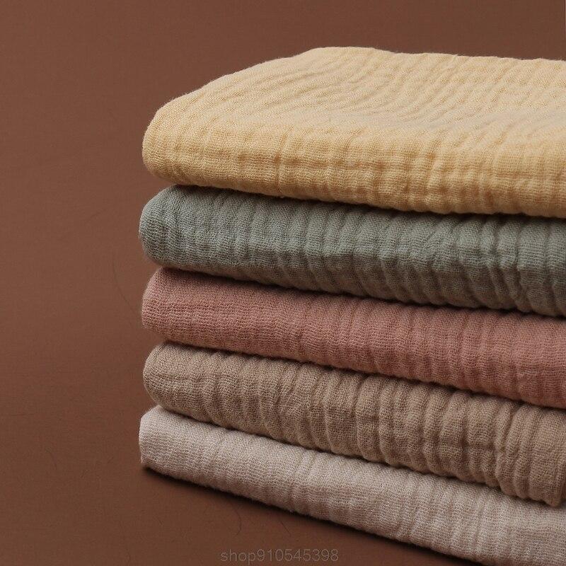 5 pçs toalha de alimentação do bebê macio gaze toalha de banho recém-nascido saliva pano de arroto d09 20 dropshipping