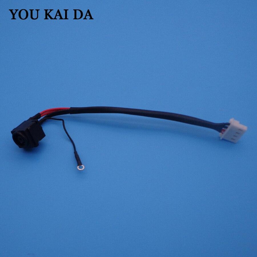 Новый ноутбук DC разъем питания зарядный кабель провод шнур разъем порт для Sony Vaio VPCEH VPC-EH VPCEH1AFX/B