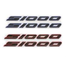 Une paire de S1000 résine Gel Badge motos autocollants et décalcomanie pour BMW motos
