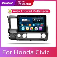 for honda civic 20062011 accessories car android multimedia dvd player system radio stereo hd screen video bt wifi headunit