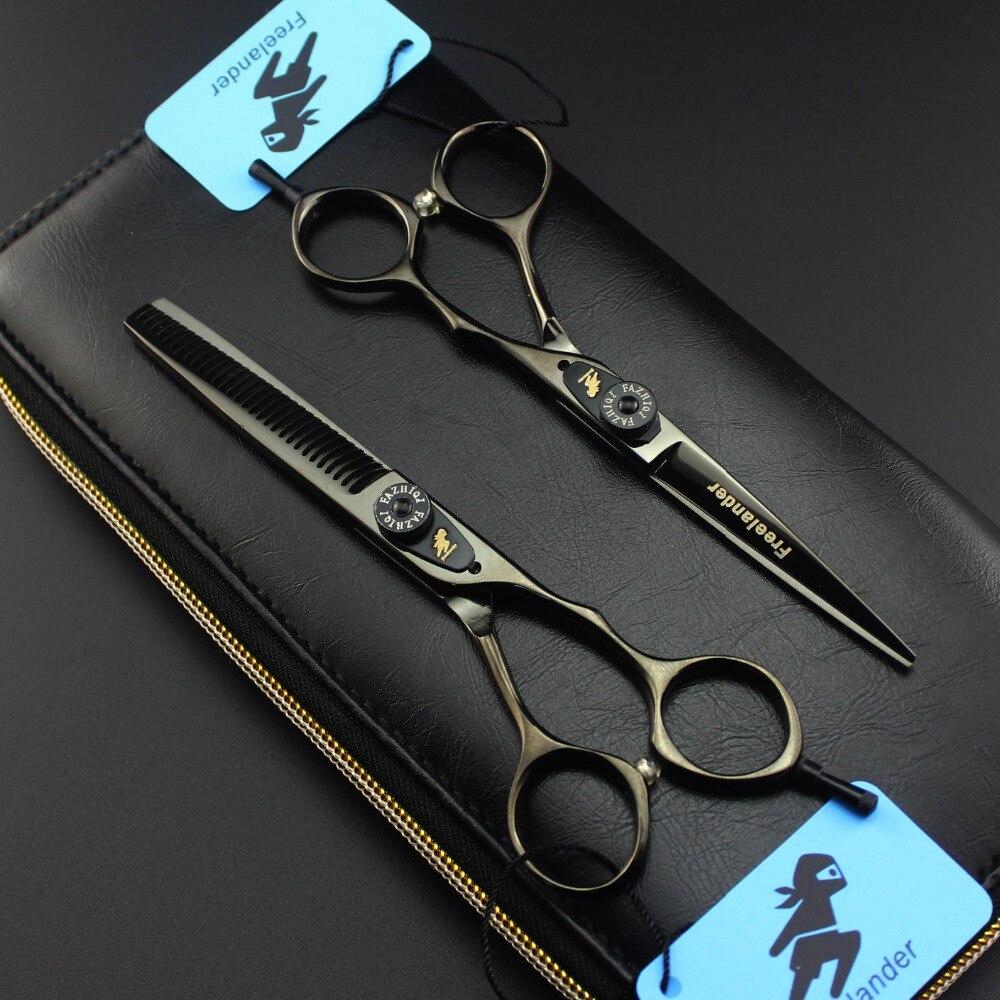 Японские высококачественные Парикмахерские ножницы 440C, 5,5 дюйма, трендовые парикмахерские ножницы, ножницы, парикмахерские ножницы, инстру...
