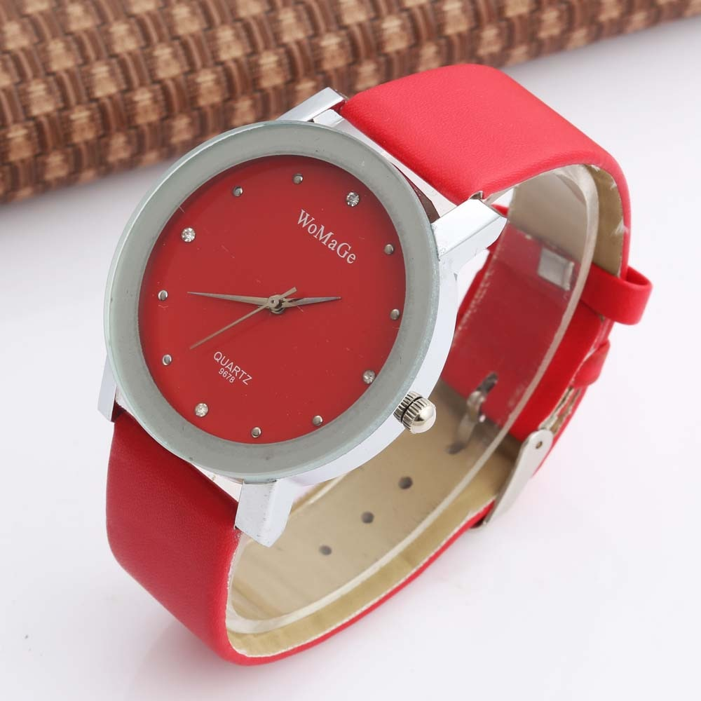 Marca de luxo relógios de pulso de quartzo 2020 feminino casual relógios pulseira de couro criativo genebra clássico relógio pulseira conjunto