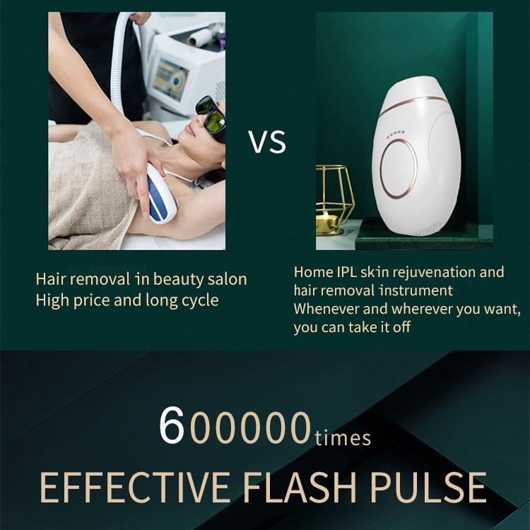 Whole Body Laser Hair Removal Machine Hair Removal Epilator For Women Laser Depilator Ipl Hair Removal Laser Machine enlarge