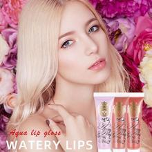 Sexy Women Lipstick Waterproof Long Lasting Moist Lip Gloss Vivid Colorful Lipgloss Women Makeup Maq