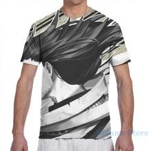 Aizawa sensei Mha, camiseta para hombre, para mujer, estampado completo, camiseta de moda para chica, camisetas para chico, camisetas de manga corta, camisetas