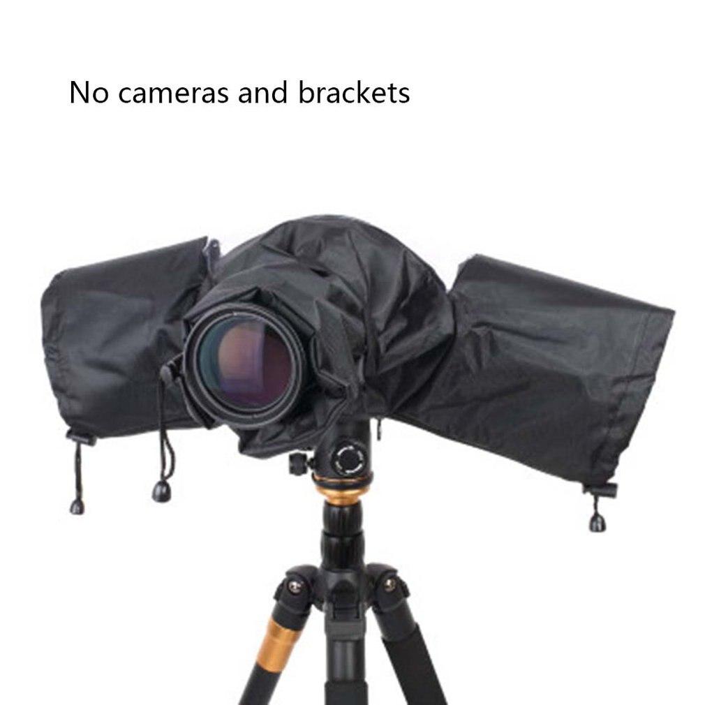 Фото профессиональная цифровая зеркальная камера крышка водонепроницаемый непромокаемый дождь мягкая сумка для Canon Nikon Pendax sony DSLR камера s