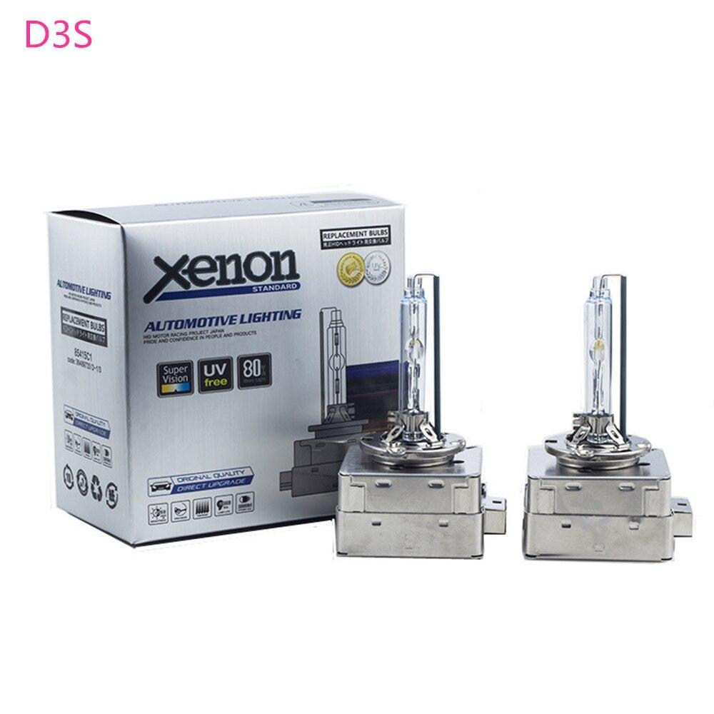 2X D2 D2S 4300K 6000K 8000K D1S D3S D2R D4 D4S D4R D1R D3R D5S car Xenon HID Bulb Lamp for BMW E63 E65 E46 E60 E85 E53 Golf 4 IV