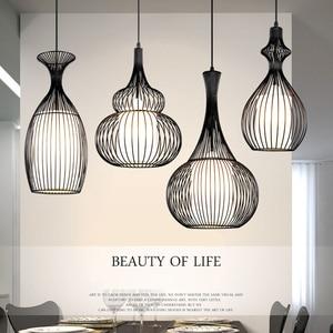 Vintage Industrial Pendant Lights suspension luminaire Lighting  American Aisle Lamp dining room modern kitchen pendant light