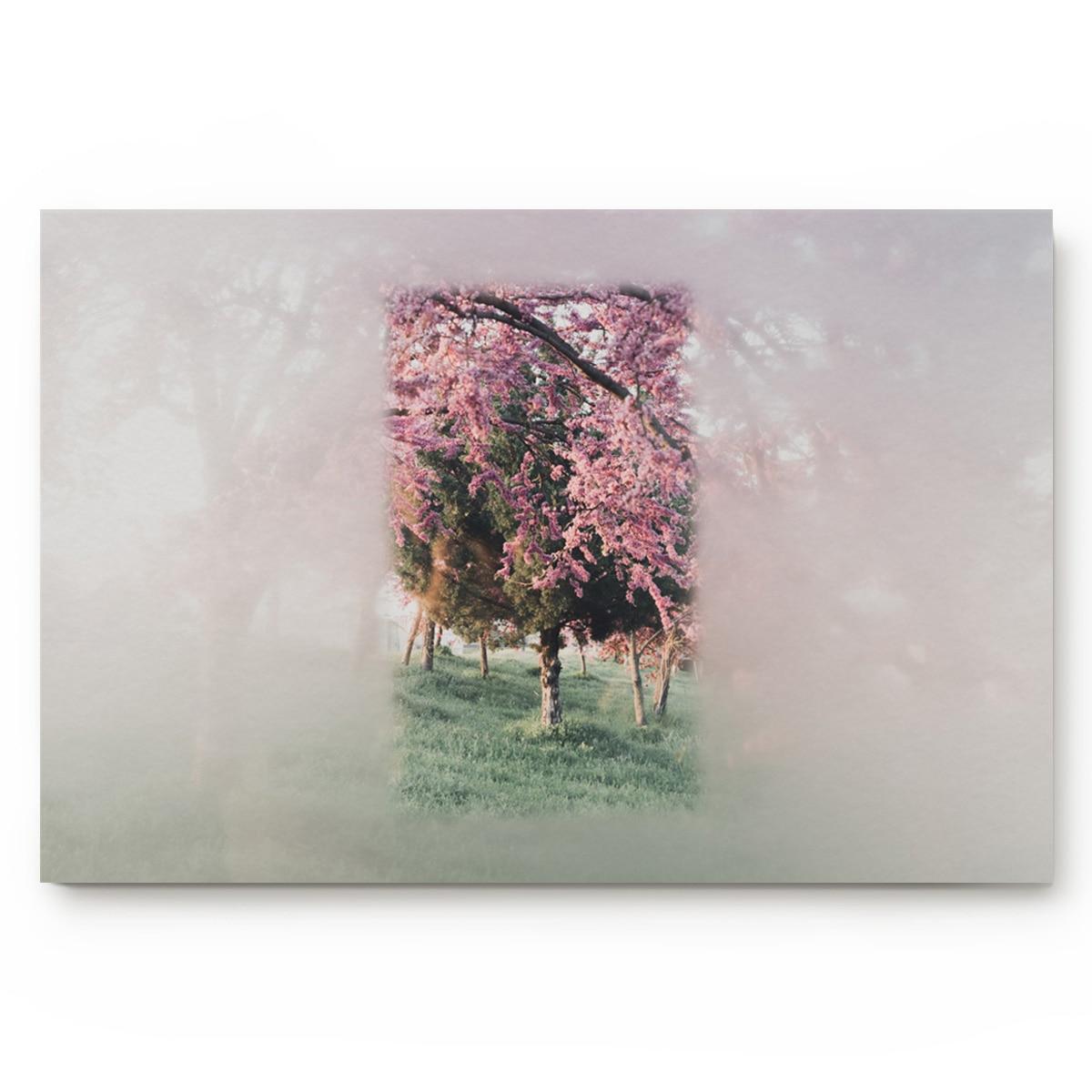 Peach Blossom Dream Summer Bathroom Non-slip Doormat Bathroom Accessories Living Room Kitchen Doormat