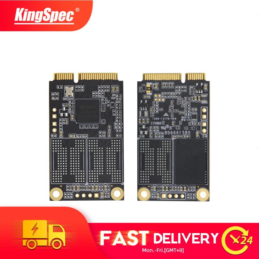 KingSpec mSATA SSD 64GB 128GB 256GB 512GB 1 تيرا بايت 2 تيرا بايت SSD القرص الصلب ل Ultrabooks سطح المكتب كمبيوتر محمول