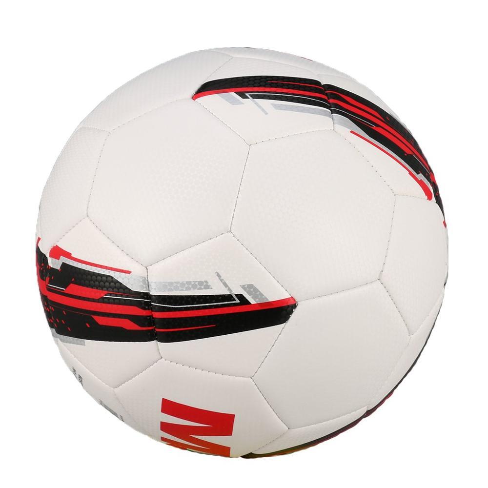 Professional Soft PU Football Training Balls Anti-Slip Seamless Match Competition Soccer Ball