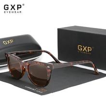 GXP 2021 New 100%Polarized Square Unisex Sunglasses TR90 Frame HD Lens Men Women Sun Glasses Driving