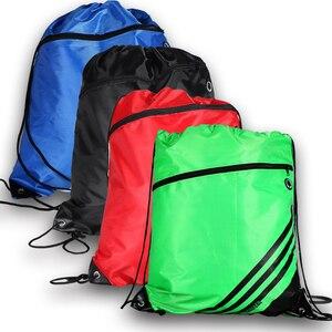 Portable Football Storage Bag Carry Pouch Oxford Cloth Durable Outdoor Basketball Organizer Multipurpose Soccer Bag
