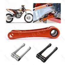 Pour KTM XC XCF 250 300 350 450 XC-F 2013-2020 accessoires de moto Suspension réglable tringlerie goutte 30MM abaissement lien