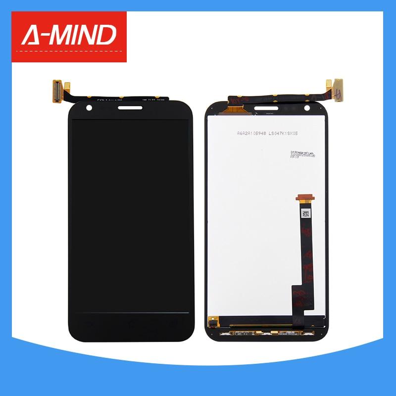 Pantalla LCD para Asus PadFone A68, montaje de digitalizador con pantalla táctil...