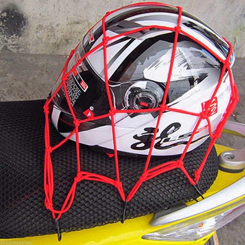 Motocicleta Anti-skid equipaje neto bicicleta todo terreno vehículo de Motor neto casco de gran red elástica pesados cubierta