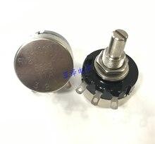 Potentiomètre RV24YN 20S B503   1 pièce, potentiomètre rotatif réglable B50K longueur de larbre 20MM