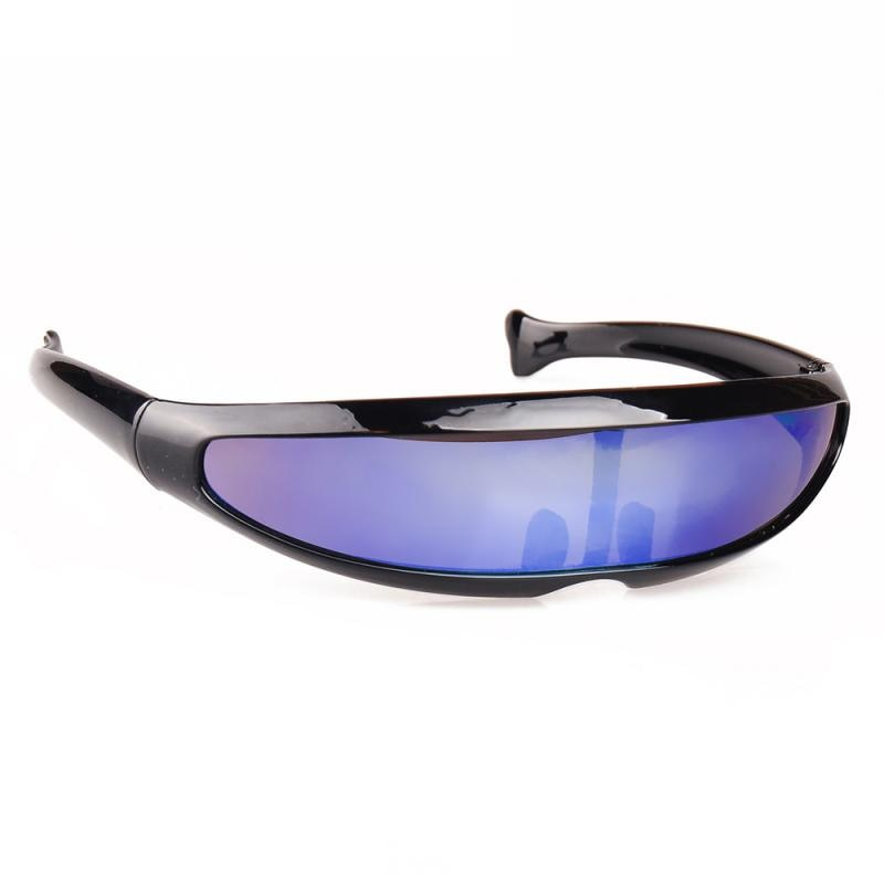Sunglasses Glasses Space Robot Lens Sunglasses Sunglasses 2020 Glasses Cyberpunk Decorative Glasses Moto Cross Drop Shipping  - buy with discount