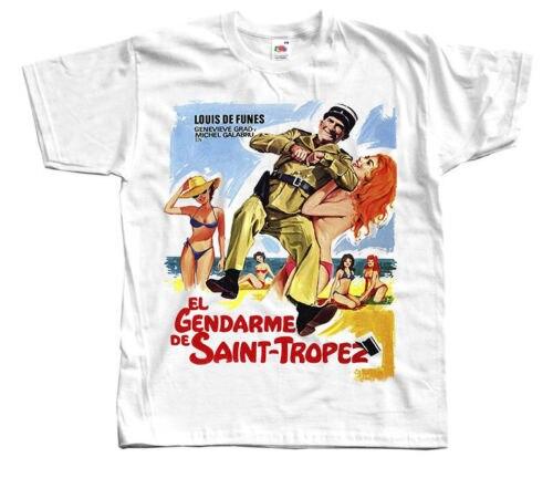 Le Gendarme De Saint Trope Ver 2 camiseta De todos los tamaños...