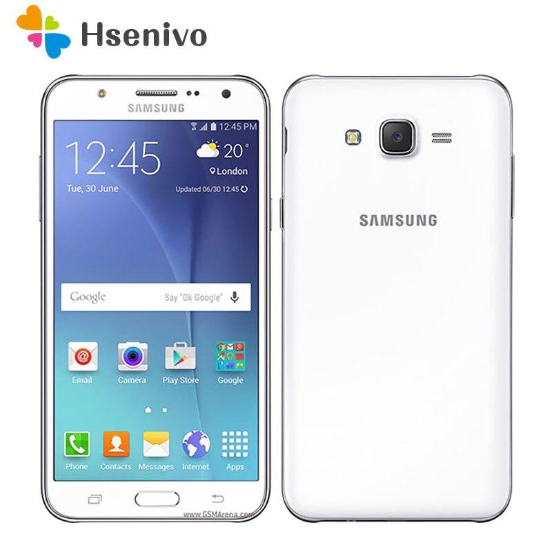 Samsung Galaxy J5 reformado-desbloqueado J500F Dual Sim desbloqueado teléfono celular 5,0
