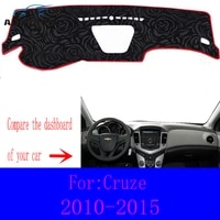 for chevrolet cruze 2010 2011 2012 2013 2014 2015 car dashboard sunscreen pad insulation pad car accessories