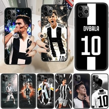 Paulo Dybala Football Phone Case Cover Hull For iphone 5 5s se 2 6 6s 7 8 12 mini plus X XS XR 11 PR