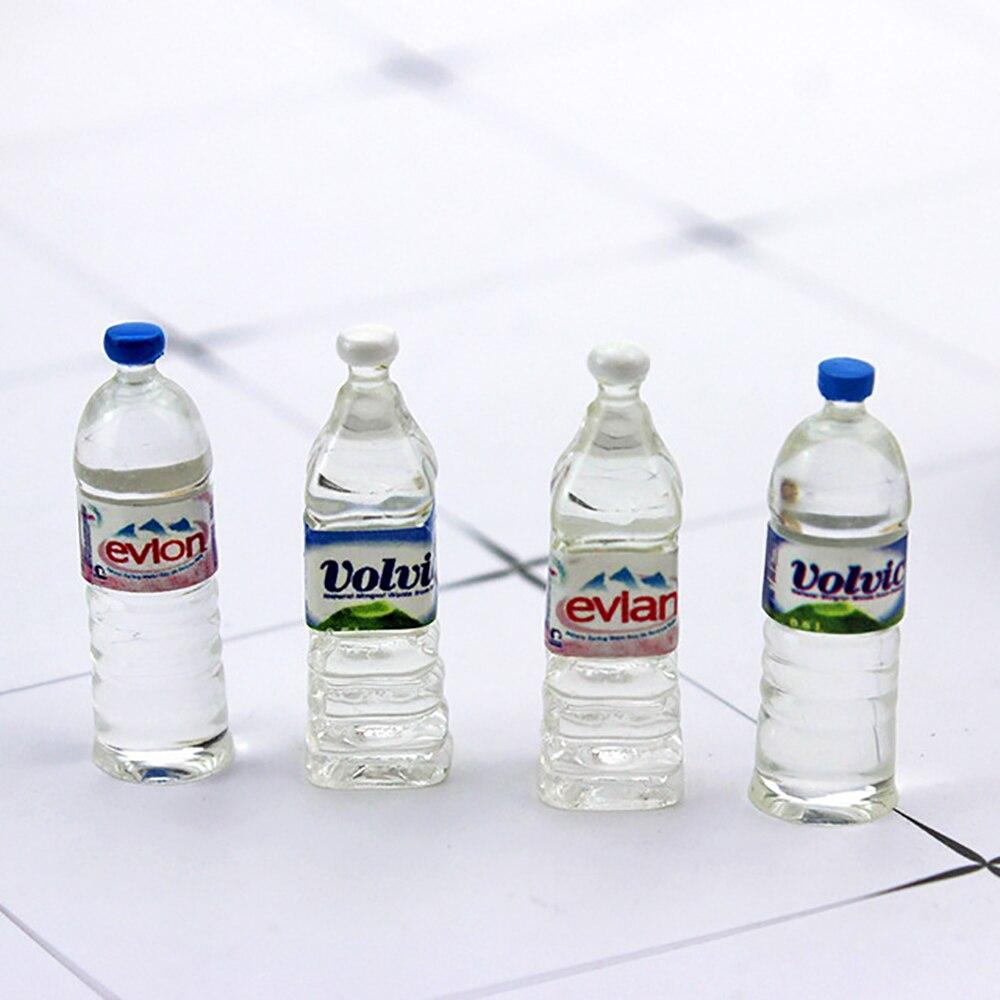 5 шт. RC автомобильные аксессуары украшение мини бутылка минеральной воды для 1/10 RC Rock Crawler Axial SCX10 TAMIYA RC4WD D90 TF2 Traxxas