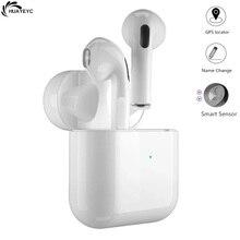 Bluetooth 5.0 True Wireless Earphone Sports Waterproof Earbuds Mini Pro 4 TWS Touch Control Handsfre