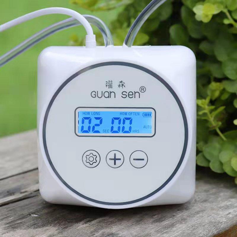 Умный насос для капельного орошения, система с таймером, автоматический контроллер системы полива садовых растений, набор устройств для по...