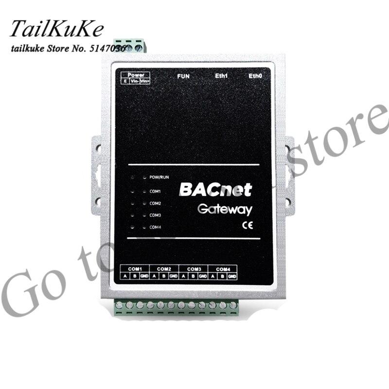 BACnet Gateway Modbus, DLT645, OPCUA, PLC, Mbus إلى BACnet IP Protocol