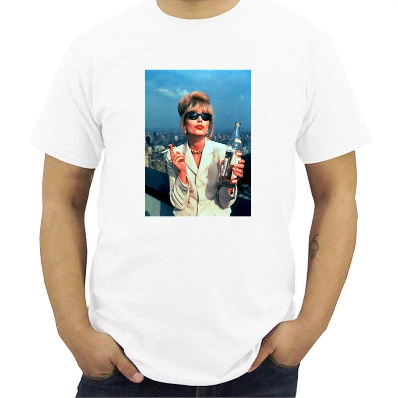 Absolutamente fabuloso T 8 camisa Patsy alcohólico de LGBT Vodka camisetas Casual...